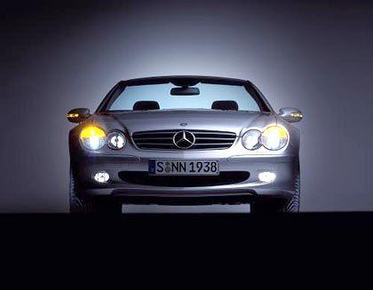 Mercedes SL, aktueller Jahrgang: Nicht alle sind so schön wie das erste Modell