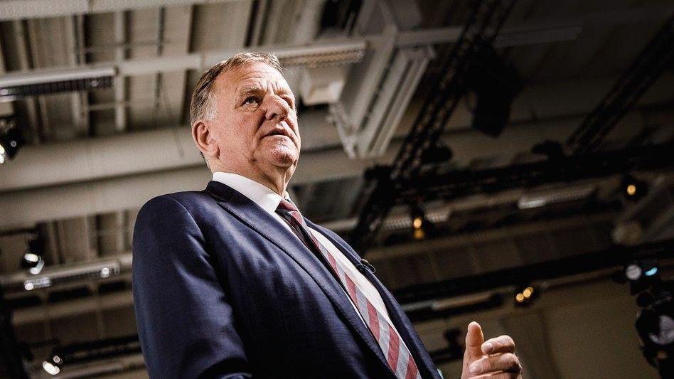 Leerfahrt:Traton-CEOAndreas Renschler