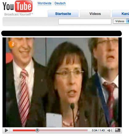 Ypsilanti bei Youtube: Der Scherz eines Radiosenders wurde für die Politikerin zum Imageschaden