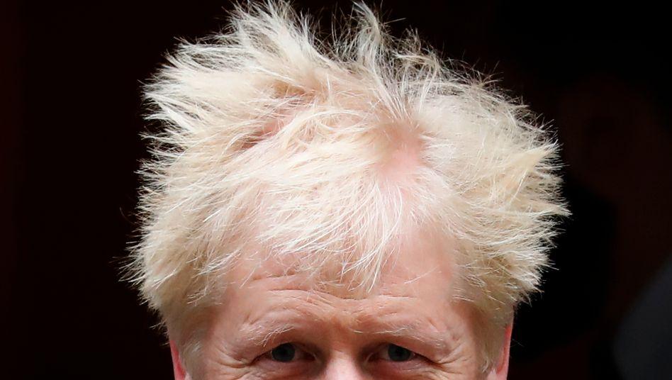 Ende 2020 soll Schluss sein - ob nun mit oder ohne detailliertes Austrittsabkommen mit der EU. Eine länger Übergangsphase will der britische Premier Boris Johnson mit einem Gesetz kategorisch ausschließen.