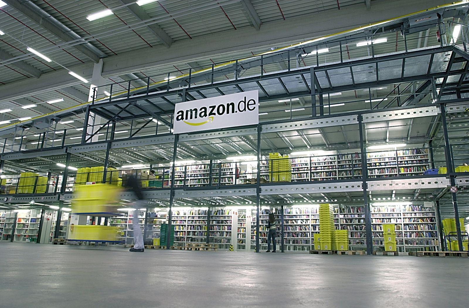 EINMALIGE VERWENDUNG Amazon Bad Hersfeld