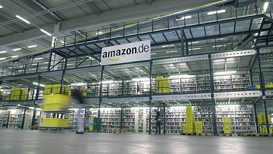 Amazon in Deutschland: Hohe Umsatzsteigerungen