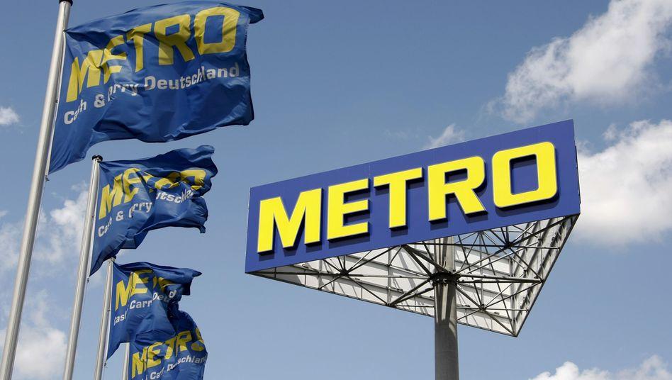 Metro: Umbau zum reinen Großhändler