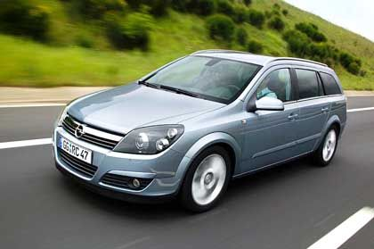 Opels Hoffnungsträger: Der neue Astra Caravan