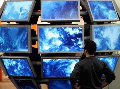 Schärfer als die Realität: Full HD bietet die volle physikalische Auflösung