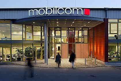 Wieviel Gelduld hat der neue Investor? Mobilcom-Firmensitz in Büdelsdorf