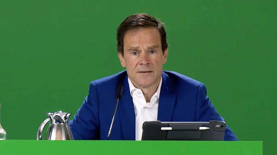 Will sich nicht komplett vom nordamerikanischen Markt zurückziehen: Heidelbergcement-Chef Dominik von Achten