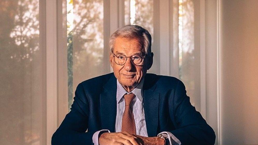 """Heinrich Weiss: Der Kampf gegen die """"Sozialdemokratisierung der Politik"""" ist ihm eine Herzensangelegenheit"""