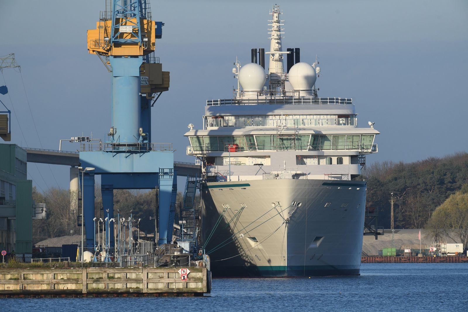 Stellenabbau bei MV-Werften befürchtet