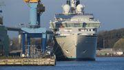 MV Werften sollen unter staatlichen Rettungsschirm