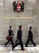 Standort der neuen Megabörse iX: London Stock Exchange