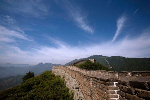 """Die Chinesische Mauer: """"China betreibt eine rein interessengeleitete Politik"""""""