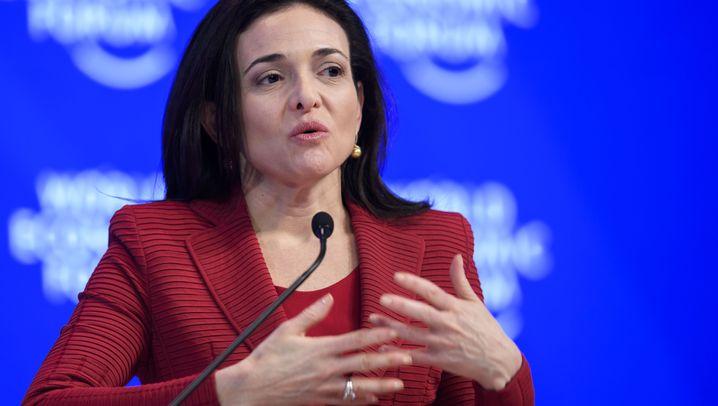 Davos-Besuch: Was Bosse über Trump sagen