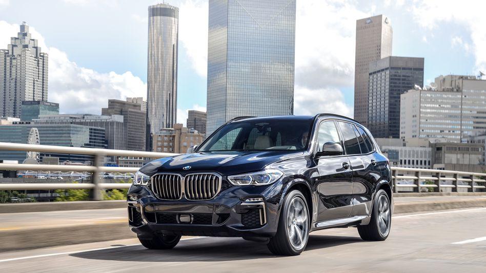 BMW X5: Die SUV sind gefragt