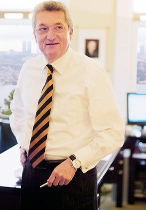 Europa im Visier:Bülend Özaydinli, CEO der Koç Holding, setzt auf steigende Exporte