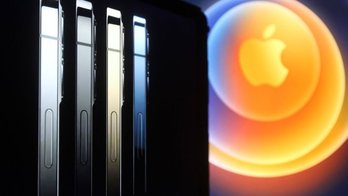 Apples neues iPhone 12