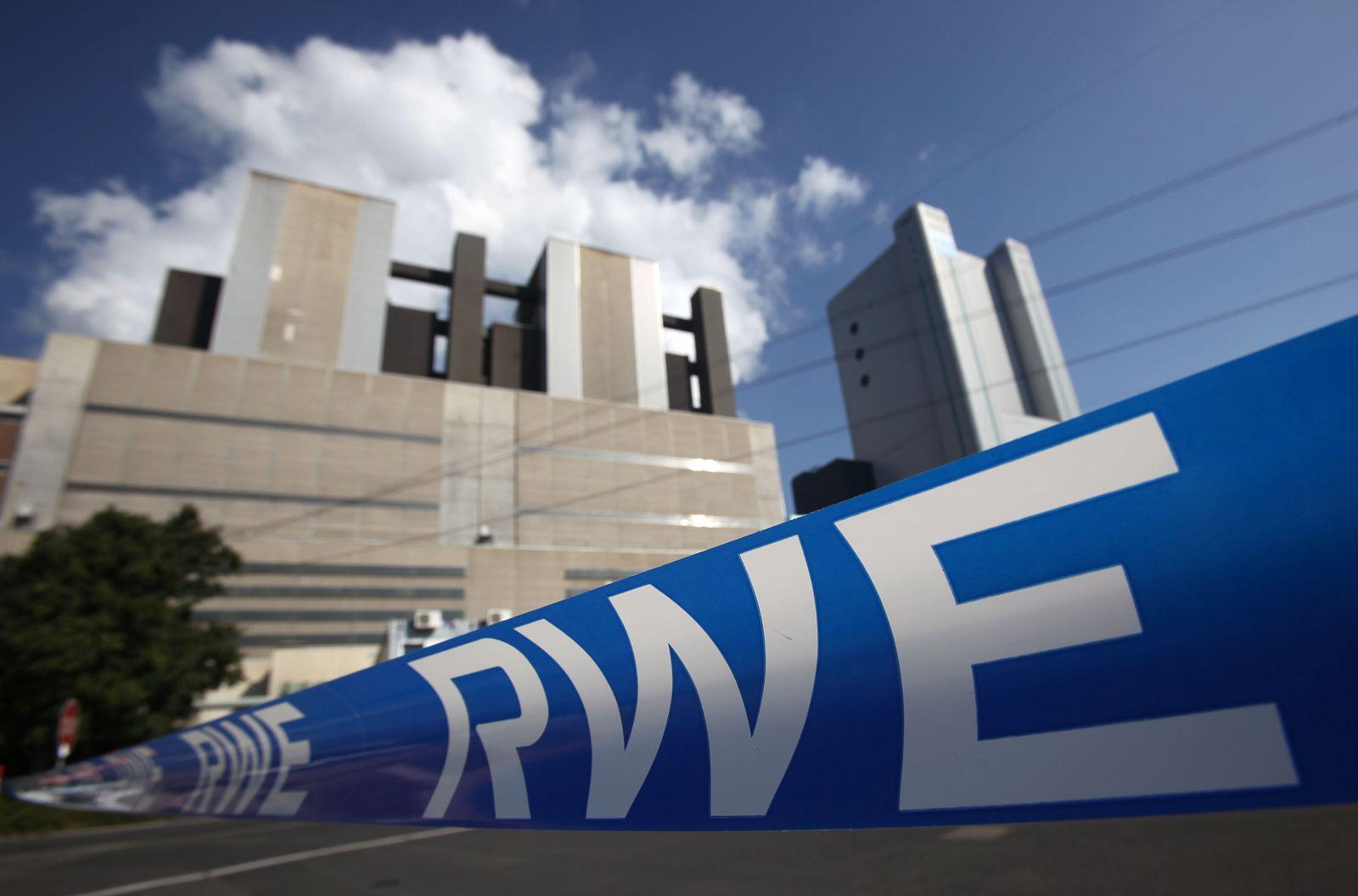 RWE gibt Geschäftszahlen bekannt