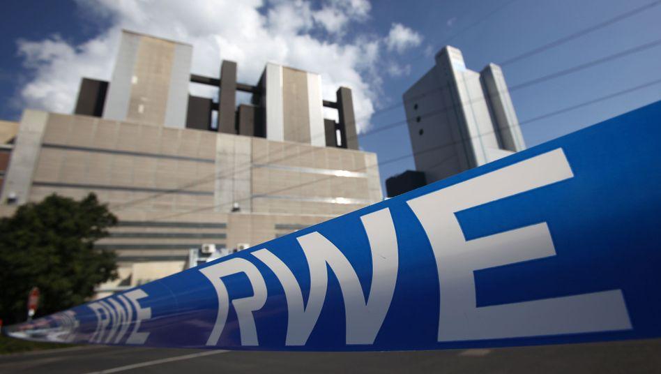 Speckt ab: RWE rechnet mit sinkenden Gewinnen