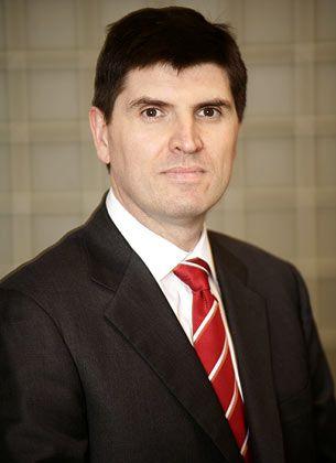 Neuer CFO: George Quinn