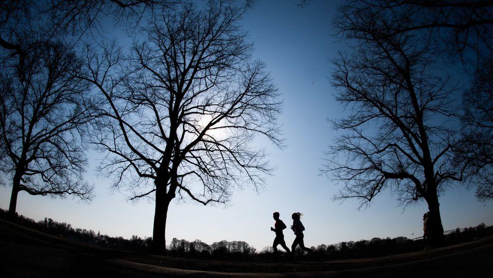 Gemeinsam laufen: Ziehen Sie sich Ihre Trainingspartner einfach selbst heran
