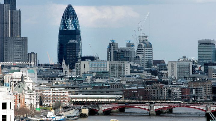 Gherkin, Piccadilly, Buckingham: Wem Londons Wahrzeichen gehören