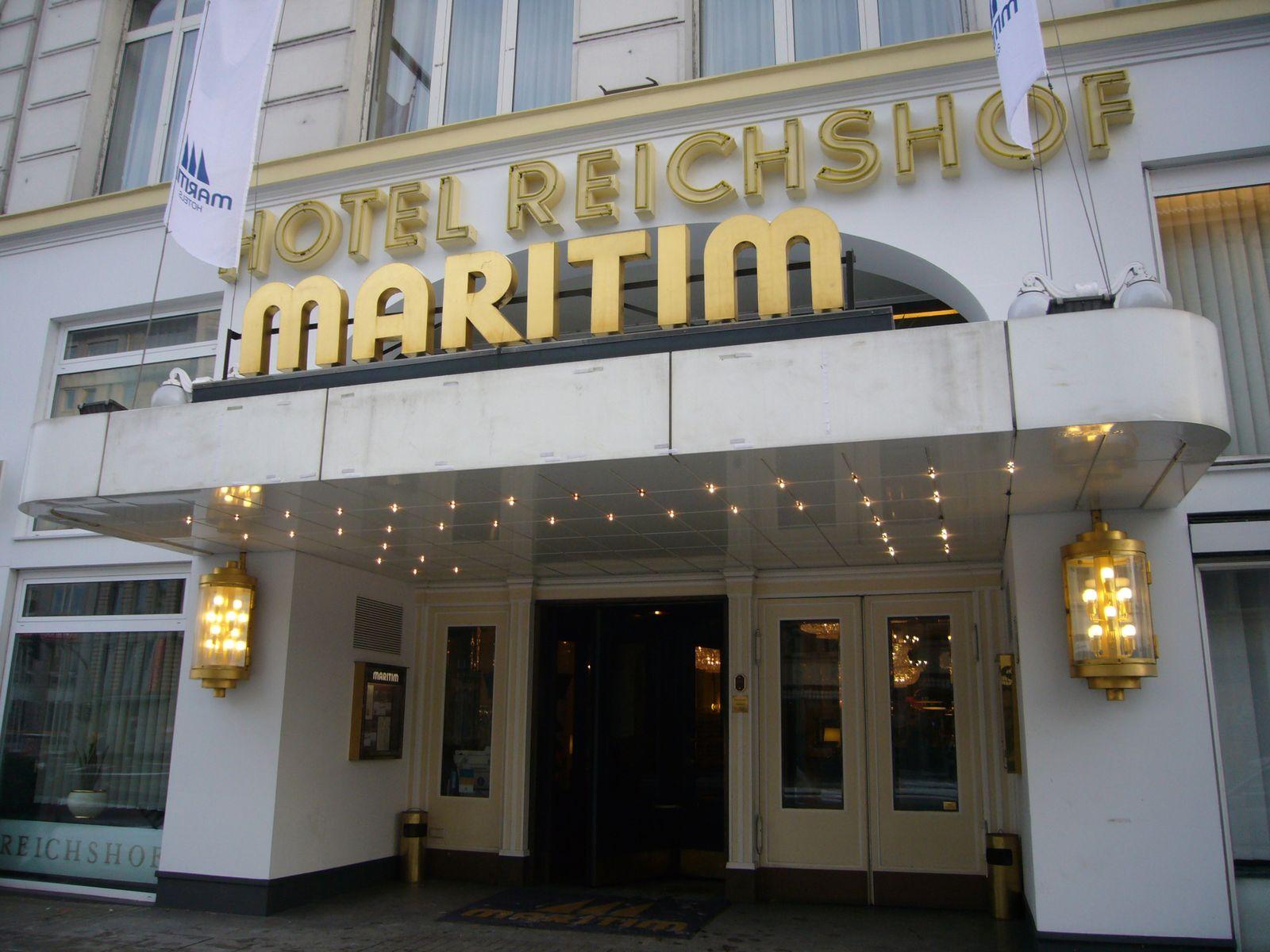 Hotel Reichshof, MARITIM