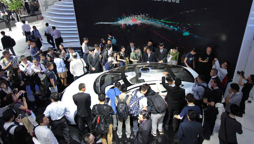 Autoshow Peking: Die interessantesten Neuheiten