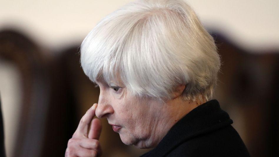Fed-Chefin Yellen: Die US-Notenbank hat die Inflation in den Blick genommen - Anleger sollten das ebenfalls tun