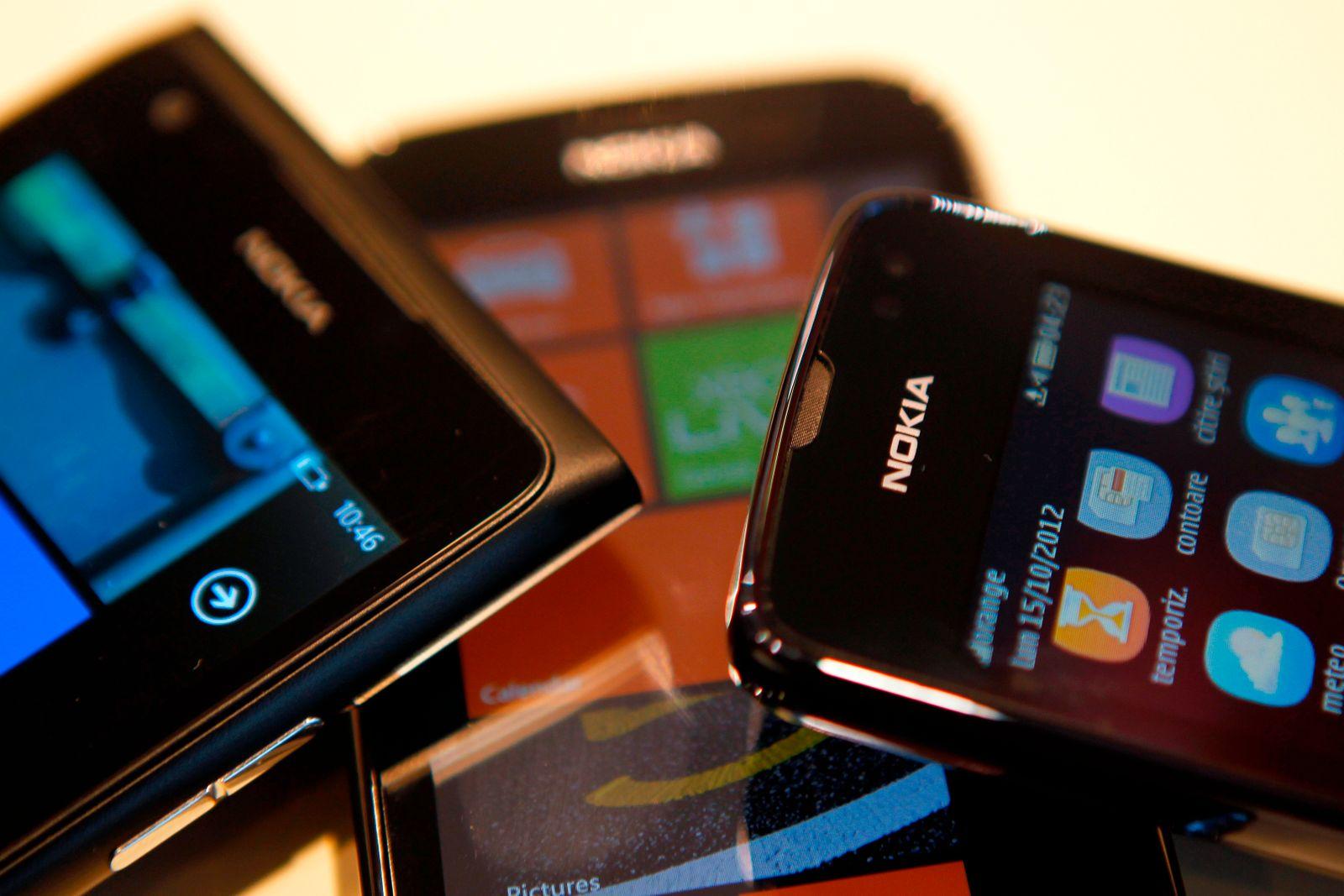 NOKIA Handy / Smart-Phone