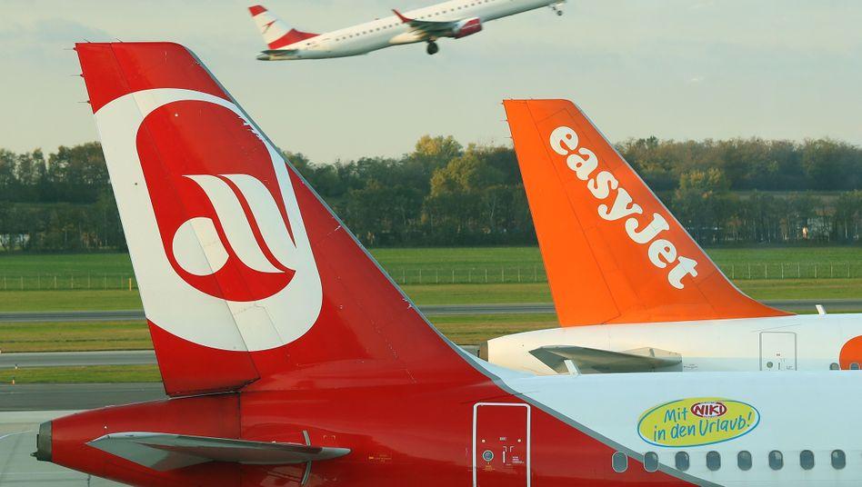 Der Lufthansa-Wettbewerber Easyjet übernimmt Teile der insolventen Air Berlin und will in Berlin nun der führende Kurzstreckenanbieter werden