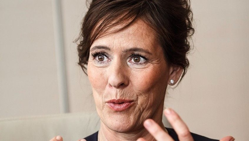 An der Spitze von Deutschlands größtem familiengeführten Uhren- und Schmuckhändler: Kim-Eva Wempe (56).