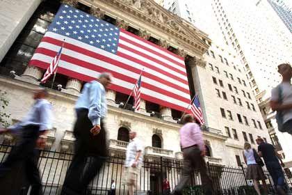 Wall Street: Krise? Welche Krise?