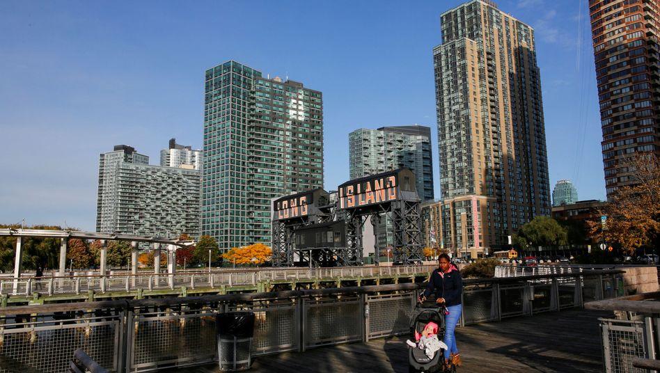Amazon überdenkt offenbar seine Pläne für den Bau einer neuen Konzernzentrale in New York