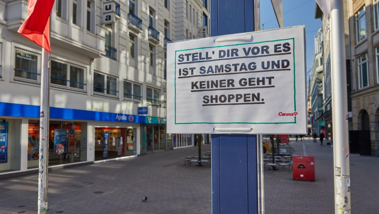 Konsumklima: Verbraucherstimmung bricht im harten Lockdown regelrecht ein