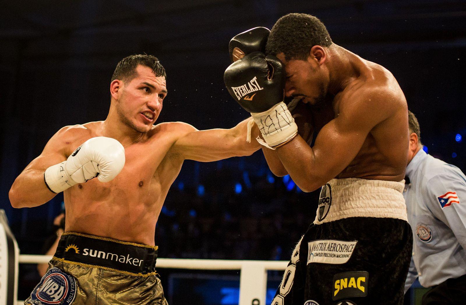 Boxen - Culcay gegen Andrade