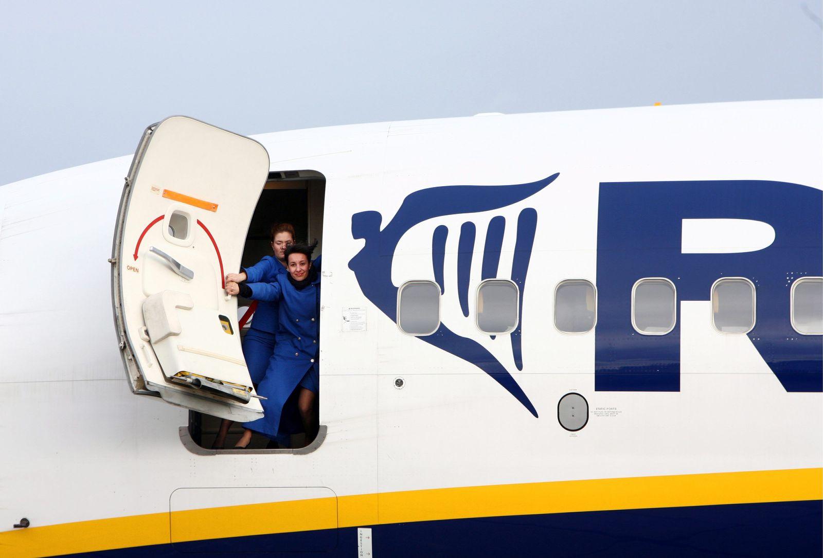 NICHT VERWENDEN Ryanair