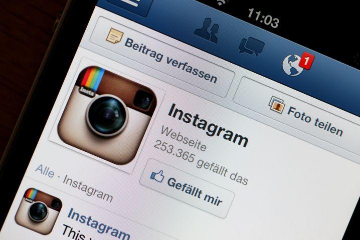 Fenster in die Welt: Instagram sperrte Peking für chinesische Nutzer im Jahr 2014. Weil es keinen adäquaten Ersatz gibt, weichen viele Nutzer wohl ...