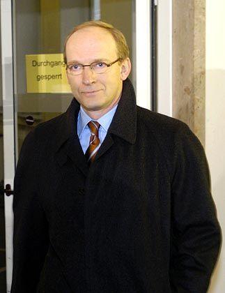 Sprach und sagte nichts: Ex-Mannesmann-Vorstand Kurt-Jürgen Kinzius
