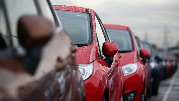 Ranking der Autokonzerne globalen Absatzzahlen: Das sind die fünf größten Autohersteller der Welt