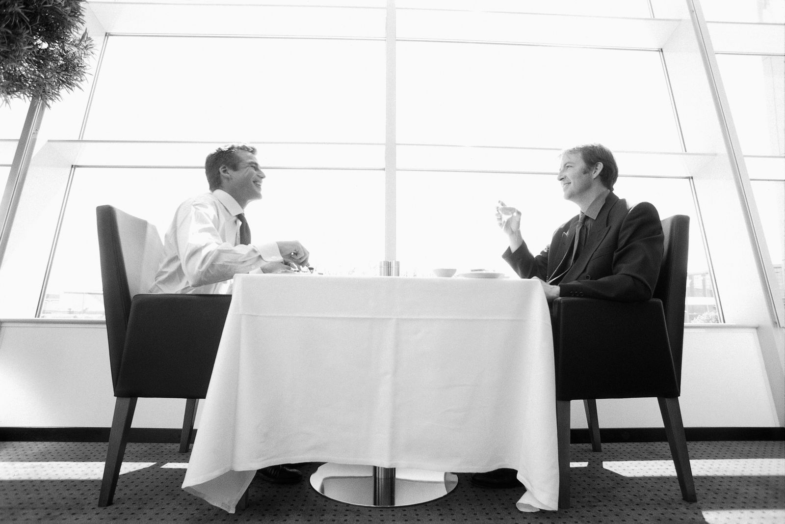 NICHT MEHR VERWENDEN! - Business Lunch / Geschäftsessen / Essen / Restaurant