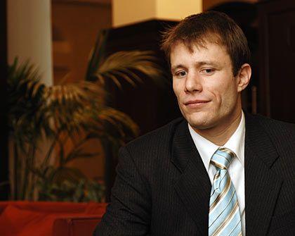 Steffen Lanzinner (26) wurde von den Juroren auf den 3. Platz gewählt