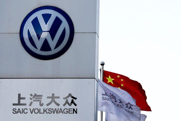 VW Peking: Heimarbeit nach dem Neujahrsfest