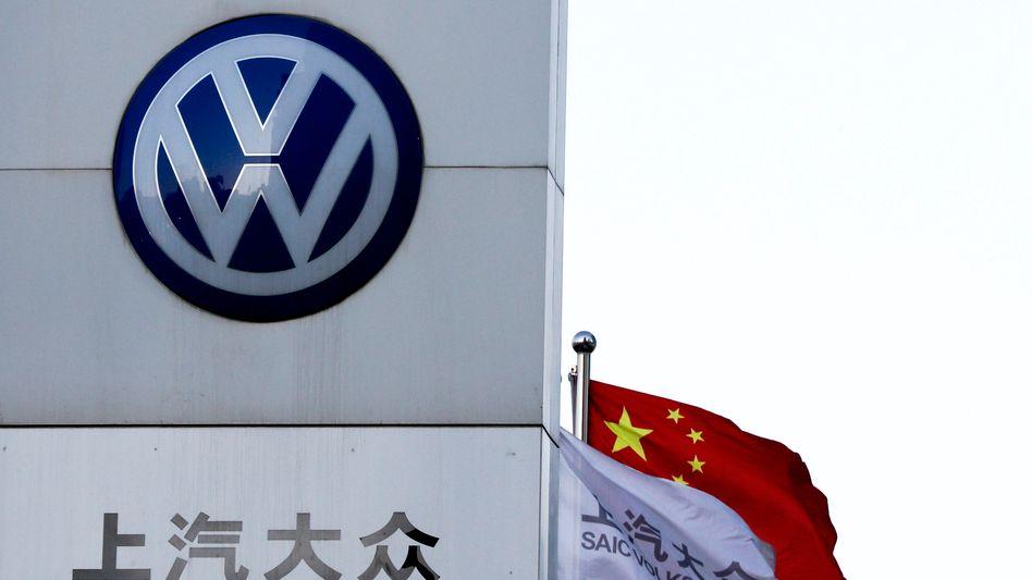 Milliardenschwere Kooperation: Volkswagen liefert Bauteile nach China