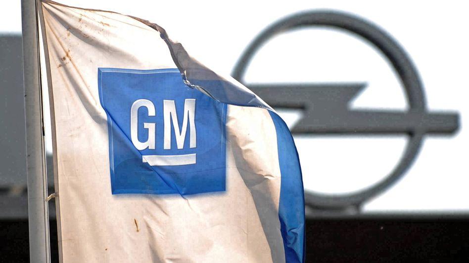 Durchgreifen in Deutschland: Der Mutterkonzern GM will der Tochter Opel wohl mehr eigene Manager aus den USA diktieren