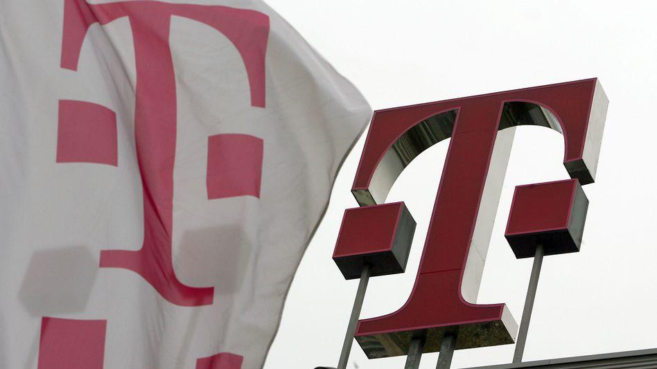 Viel Gegenwind: Die Telekom hatte keinen guten Start ins Jahr