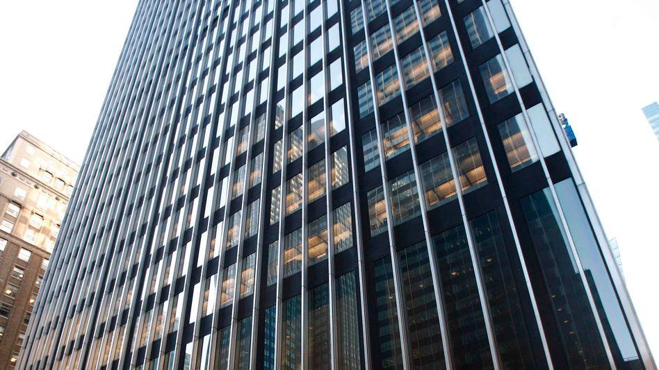 Zahlung für Verfehlungen: JP Morgan Chase