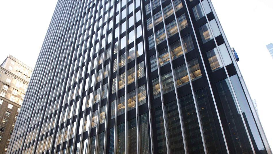 JP-Morgan-Zentrale in New York: Zwei Milliarden verzockt, möglicherweise mehr