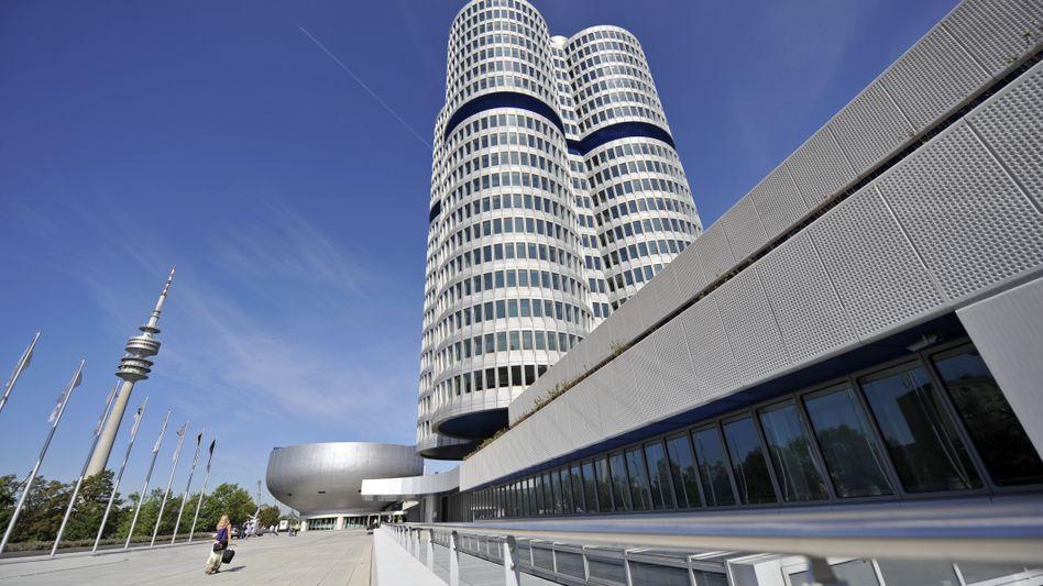 """BMW-Zentrale in München: """"Unangekündigte Inspektion"""" der EU-Kartellwächter als """"erster Schritt"""""""