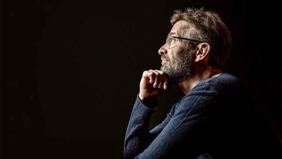 Geübter Poser: Fußballtrainer Jürgen Klopp ist zum Topmanager gereift.