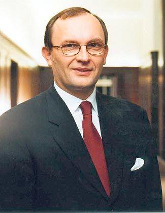 Herr des neuen Standards: Thomas Geitner